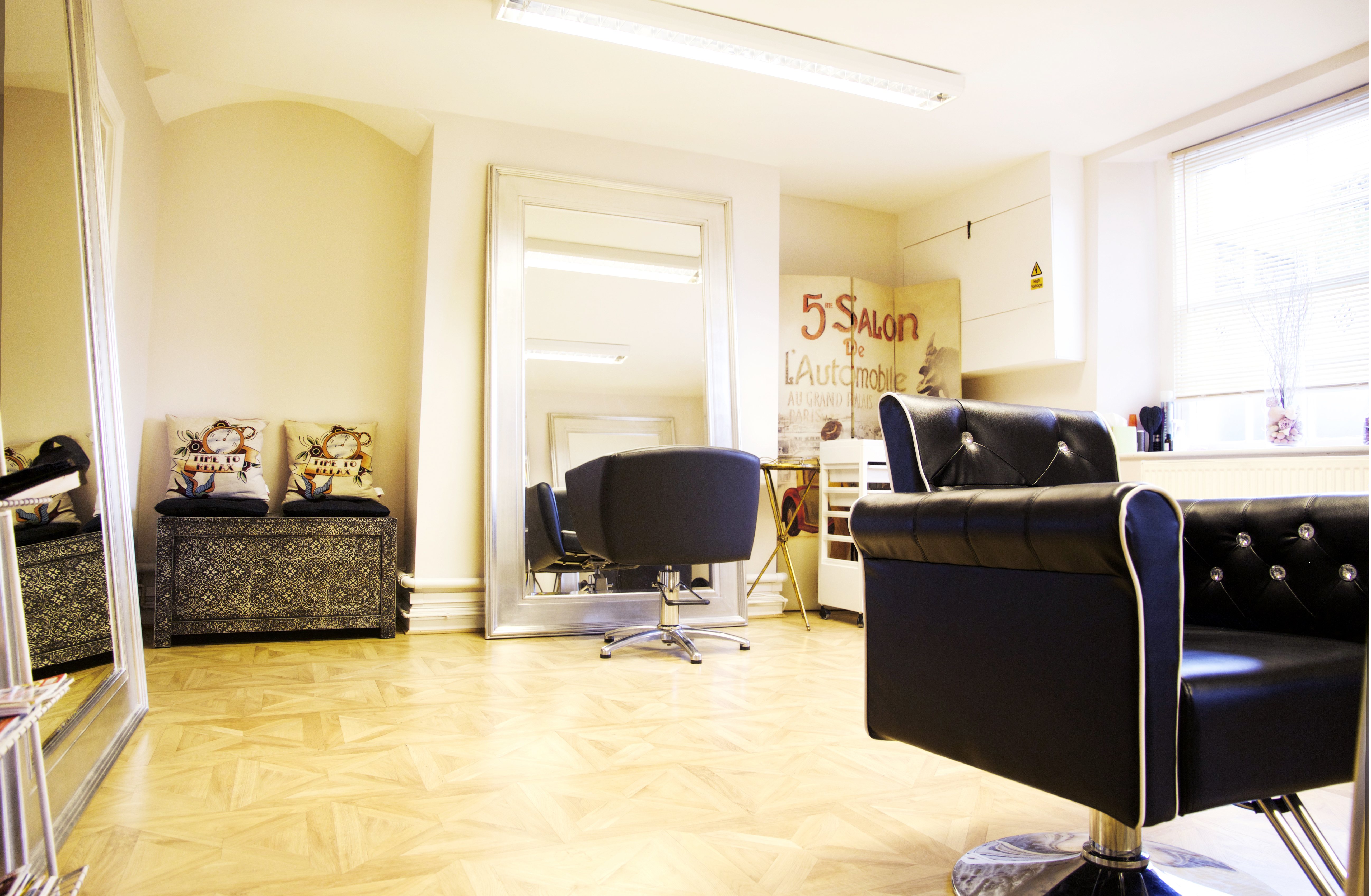 Interior Hair Solved Bristol Salon