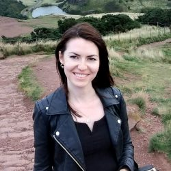 Jenna's new life in Scotland